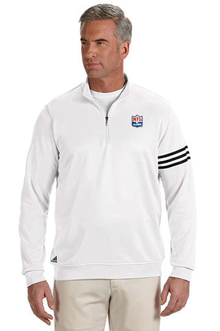 Adidas - Climalite® 3-Stripes Pullover - NFL Alumni Store
