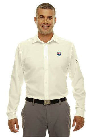 Under Armour - Ultimate Long Sleeve Buttondown - NFL Alumni Store