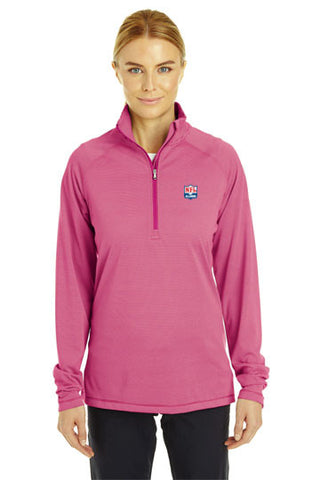 Under Armour - Corp Stripe Quarter-Zip - NFL Alumni Store