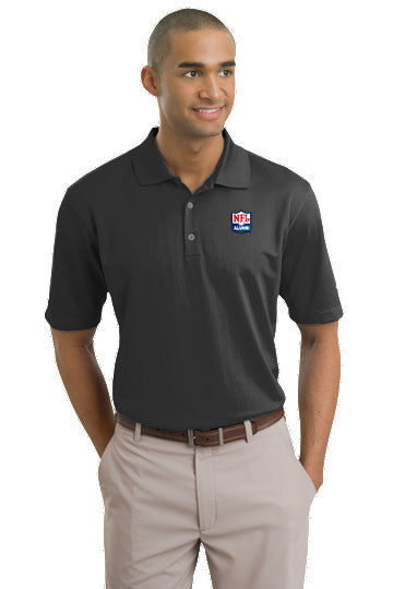 Nike Golf - Dri-FIT Textured Polo - NFL Alumni Store