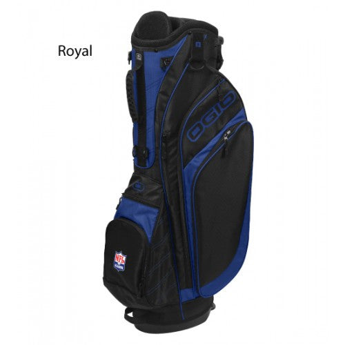 Ogio - XL (Xtra-Light) Golf Stand Bag - NFL Alumni Store