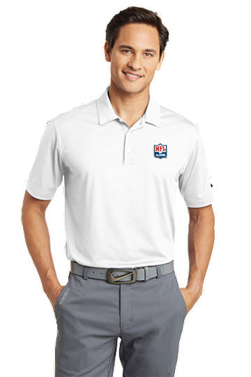 Nike Golf - Dri-FIT Vertical Mesh Polo - NFL Alumni Store