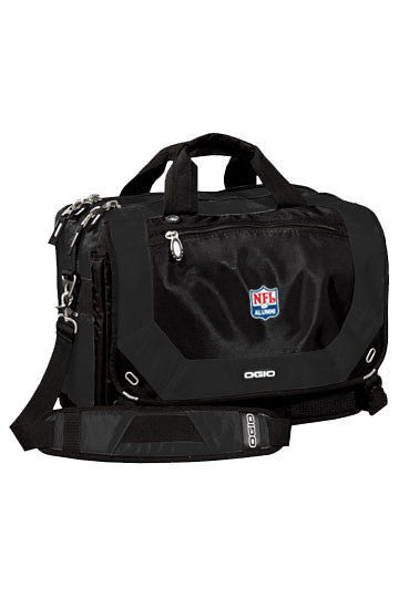 Ogio - Corporate City Corp Messenger Bag - NFL Alumni Store