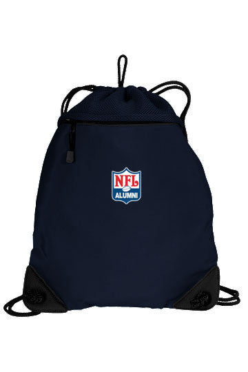 Cinch Backpack with Mesh Trim - NFL Alumni Store