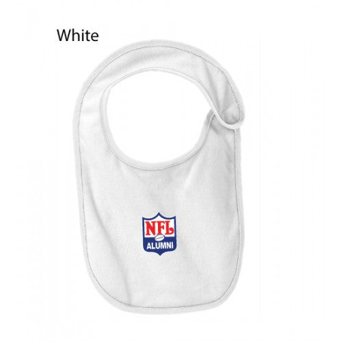 Infant Terry Bib - NFL Alumni Store - 1