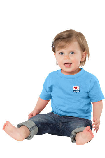 Infant 5.4-oz 100% Cotton T-Shirt - NFL Alumni Store