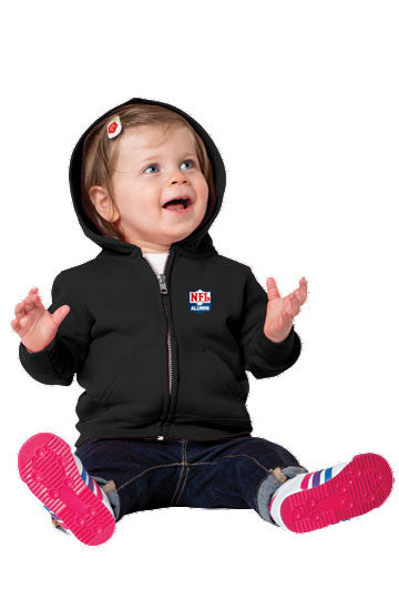 Infant Full-Zip Hooded Sweatshirt - NFL Alumni Store