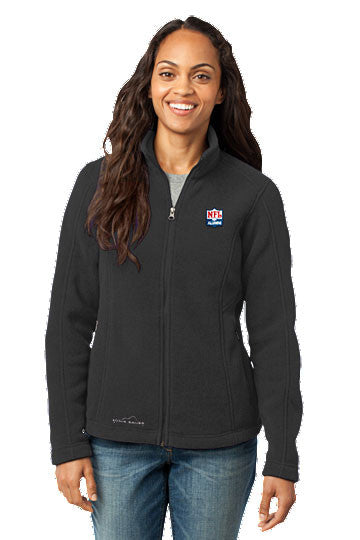 Eddie Bauer - Full-Zip Fleece Jacket - NFL Alumni Store