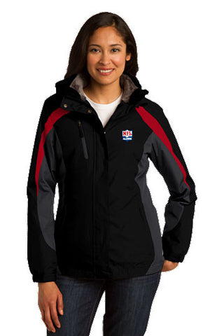 Colorblock 3-in-1 Jacket Jacket - Clearance - Medium - NFL Alumni Store