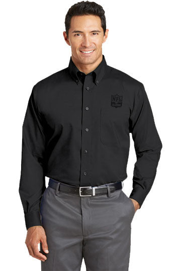 Non-Iron Button-Down Shirt - NFL Alumni Store - 1
