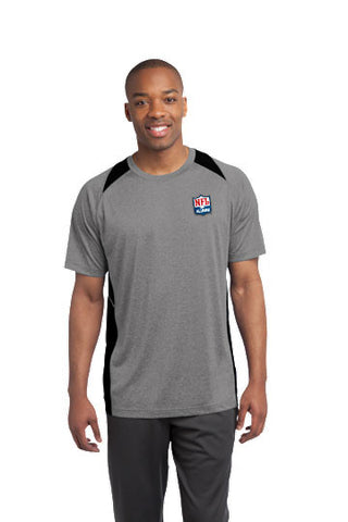 Sport-Tek - Colorblock Performance T-Shirt - NFL Alumni Store