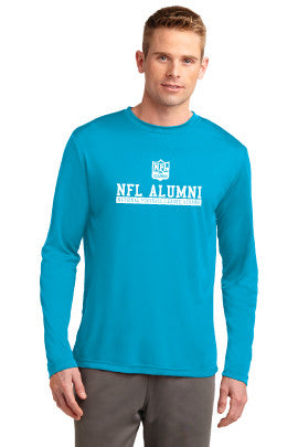 Sport-Tek - Dri-Fit Long Sleeve T-Shirt - NFL Alumni Store