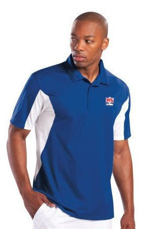 Sport-Tek - Side Blocked Micropique Sport-Wick Polo - NFL Alumni Store
