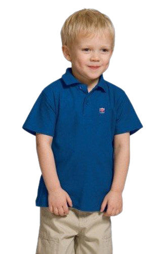 Toddler Sport Polo Shirt - NFL Alumni Store