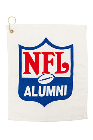 Towel with Clip - NFL Alumni Store