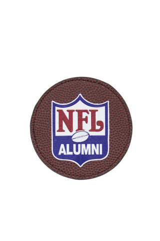 Football Coasters (Set of 4) - NFL Alumni Store