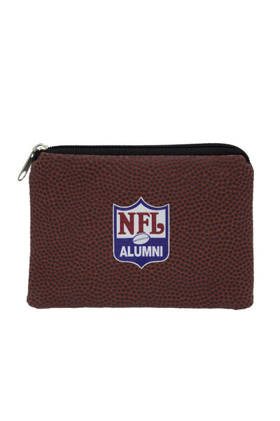 Football Coin Purse - NFL Alumni Store