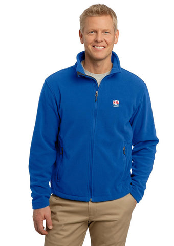 Fleece Jacket - NFL Alumni Store - 1