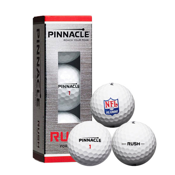 Pinnacle Rush - 3 Ball Sleeve - NFL Alumni Store