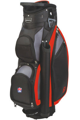 Bennington - Players Cart Golf Bag - NFL Alumni Store - 1