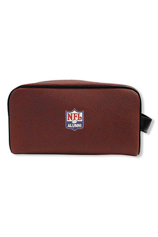 Football Toiletry Bag - NFL Alumni Store