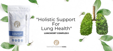 Lungwort Complex - Holistic Support for Lung Health