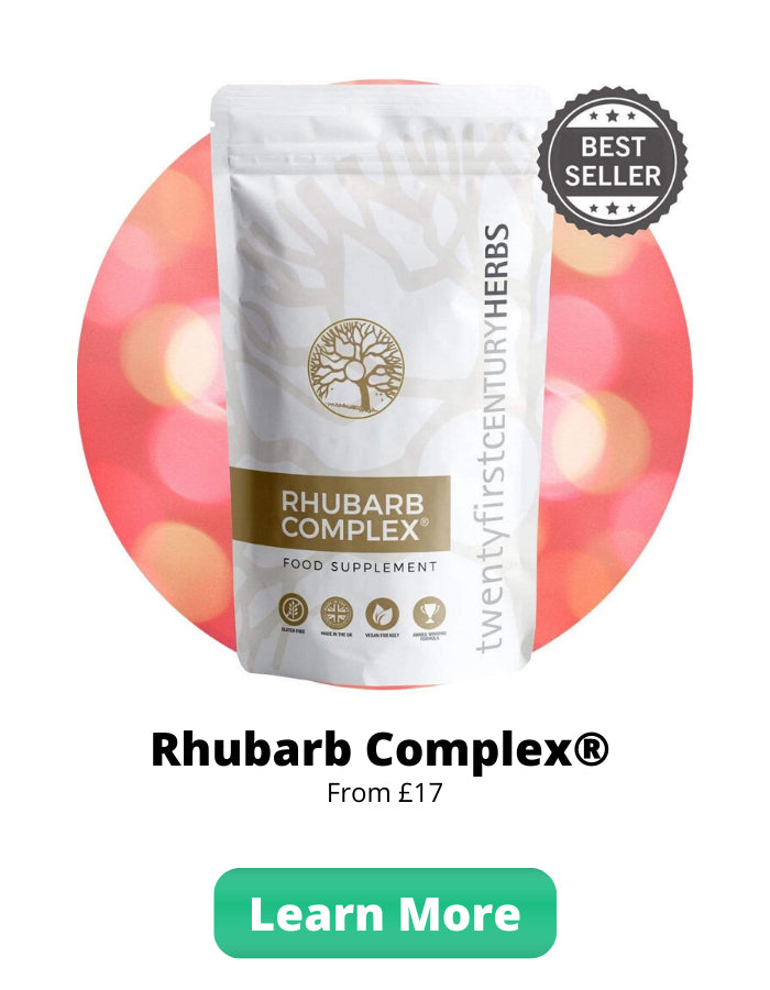 Rhubarb-Complex---Award-Winning-Supplement-by-Twenty-First-Century-Herbs