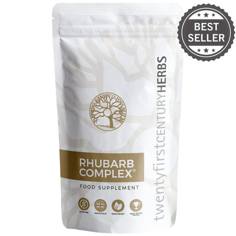 Rhubarb Complex® - Gentle and effective digestive cleanse