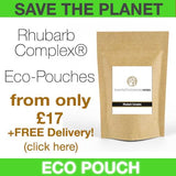 Rhubarb Complex Eco Pouches