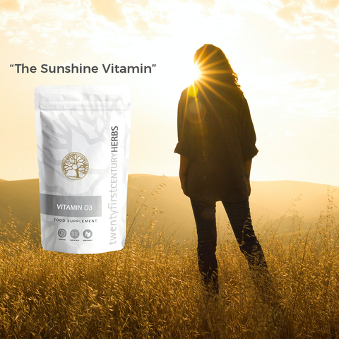 Vitamin D - The Sunshine Vitamin