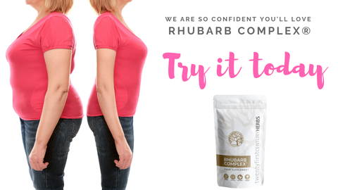 Rhubarb Complex - Try It Today!