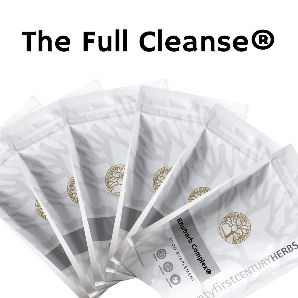 The Full Detox & Cleansing Programme - Twenty First Century Herbs