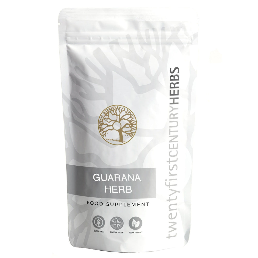 Guarana Herb - Twenty First Century Herbs