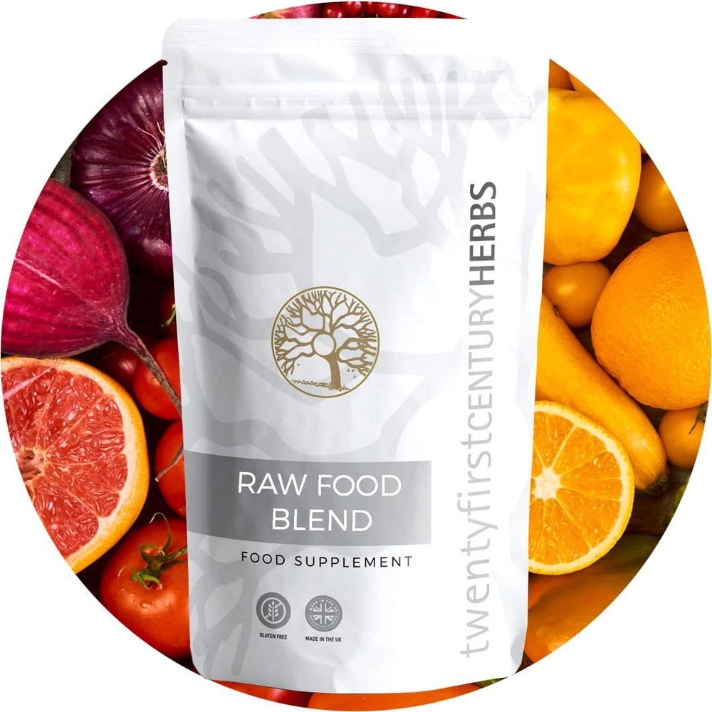Raw Food Blend Capsules