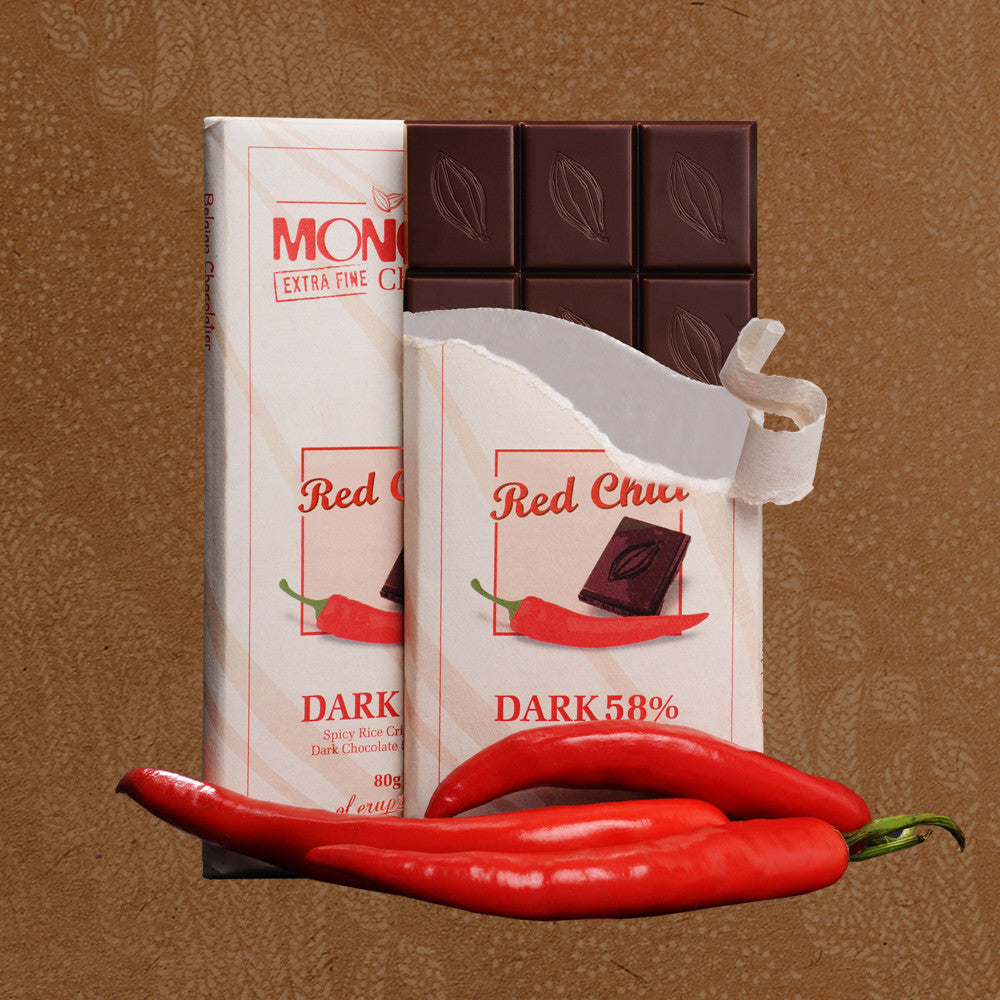Red Chili 80 gr