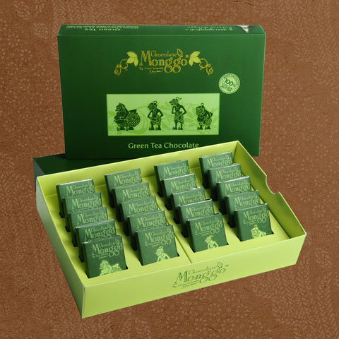 Punakawan Green Tea Box 20 x 5,5 gr