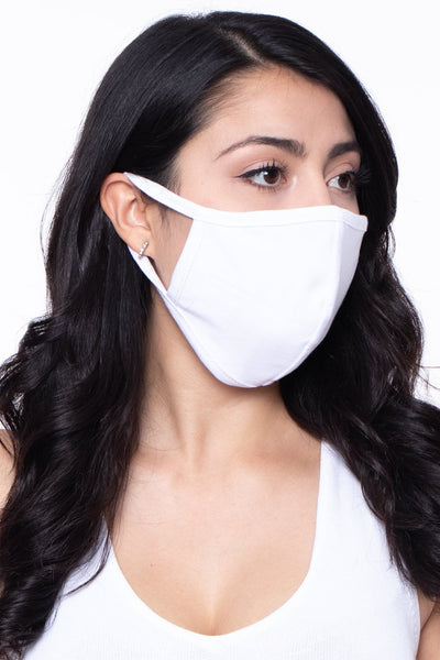 CURVESTYLES WASHABLE & REUSABLE FACE MASK CS2104