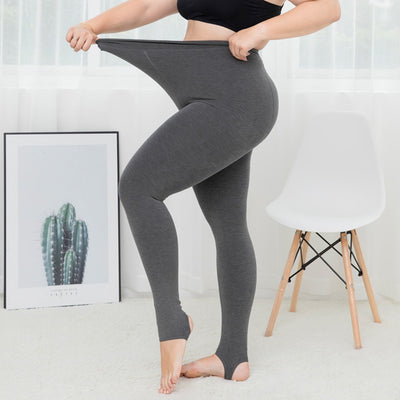 Curvestyles Warm High Waist Legging Plus Size