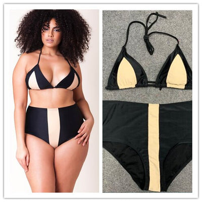 Curvestyles 13 Styles Push Up Bikini Set CS127