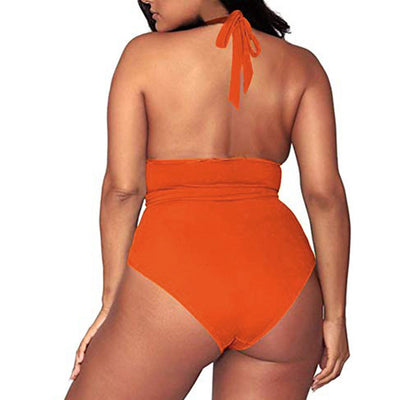CURVESTYLES MAILLOT SWIMMING SUIT CS1501