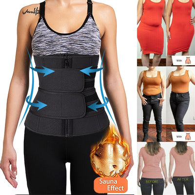 CURVESTYLES WAIST TRAINER CORSETS WORKOUT FITNESS CS5081