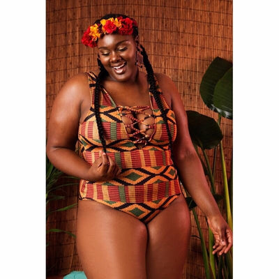 CURVESTYLES BRAZILIAN SWIMWEAR CS2153