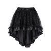 CURVESTYLES CORSET SKIRT - COSPLAY COSTUME CS1720