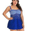 Curvestyles Vintage Retro Swimsuit CS1275