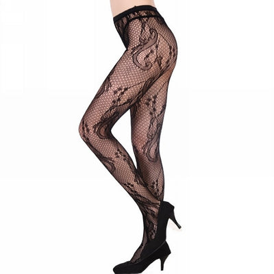 Curvestyles Sexy Fishnet Stocking CS1217