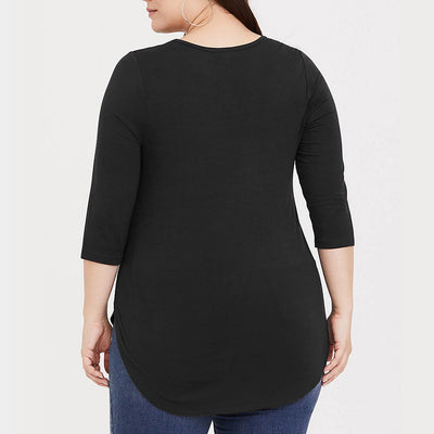 CURVESTYLES HOLLOW OUT TOP CS2747