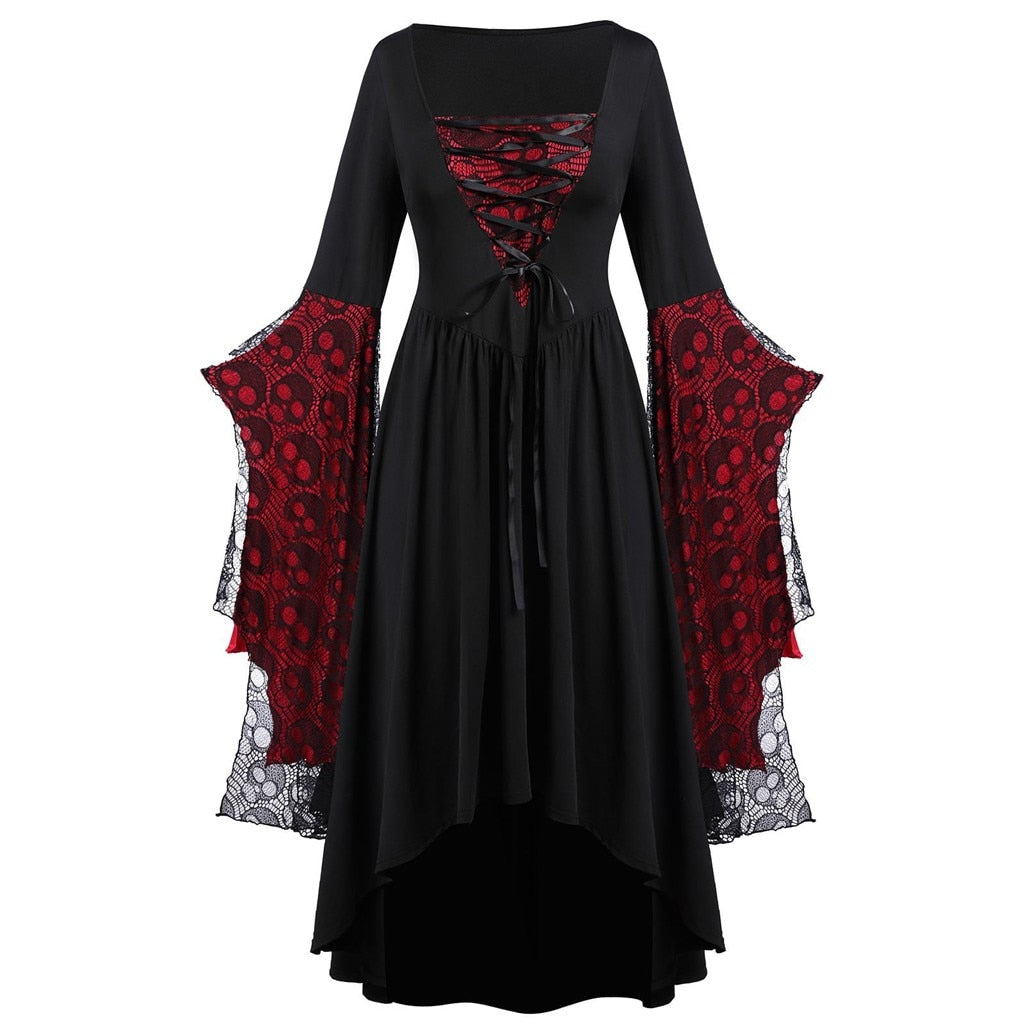 CURVESTYLES HALLOWEEN DRESS CS5092