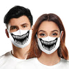 Unisex Creativity Washable Cosplay Masks CS1926