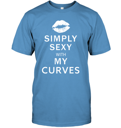 Simply Sexy With My Curves Shirt