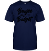 BOUJEE ON A BUDGET UNISEX T-SHIRT
